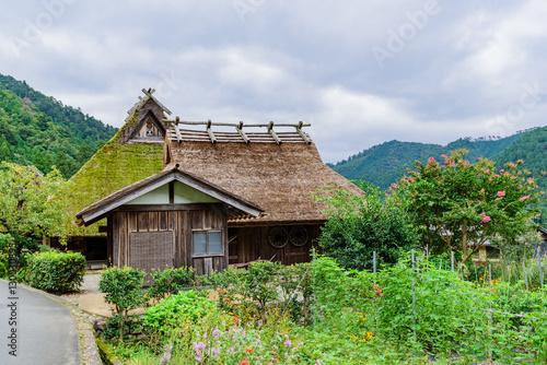 美山かやぶきの里北村