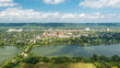 View of WInona, Minnesota from Gavin Heights