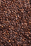 Fototapety Brown roasted coffee beans background
