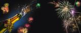 Celebration - Fizz and Fireworks poster