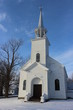 St Paul Anglican Church in St-Paul-d'abbotsford, Quebec, Canada