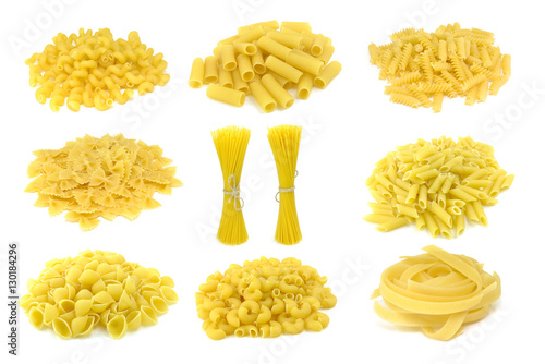 Pasta mix collection
