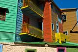 La Boca Houses