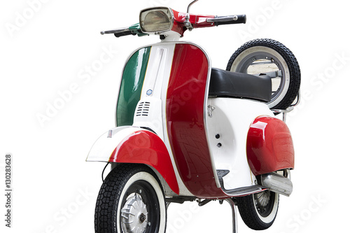 Papiers peints Scooter Scooter italiano