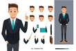 businessman character design