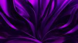 Bright purple developing tissue