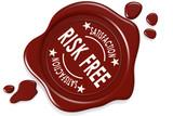 Risk free label seal