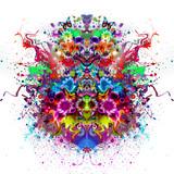 цветы цветочная абстракция
