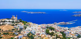 Traditional Greece series - Syros island, capital of Cyclades - 130547468