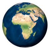 Planet Earth, Africa - Pianeta Terra, Africa