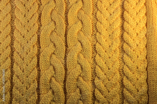 texture of knitted fabric