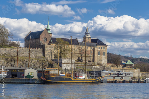 Poster Akershus Castle and Fortress