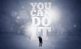 Salesman you can do it motivation
