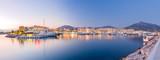 Fototapety Marbella landscape (Puerto Banus)