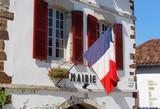 Mairie de La Bastide-Clairence (Pays-basque) / France
