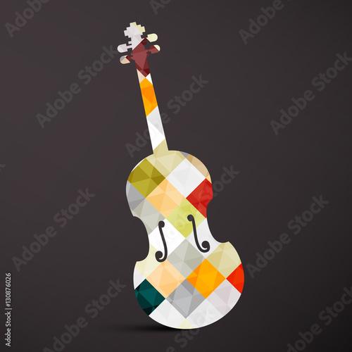geige-abstraktes-vektor-musikinstrument-musiksymbol