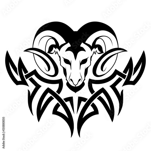 0d9bbbcfc4ff1 Aries tattoo   Buy Photos   AP Images   DetailView