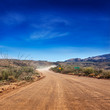Apache Trail dirt road