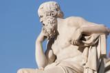classic statue Socrates - 131029891