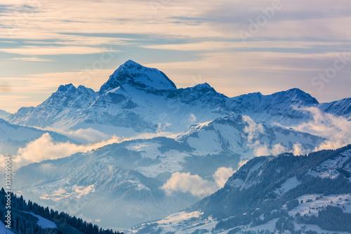 Winter Landscape - 131089004