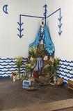 Kuba, Trinidad; Hauptaltar der Göttin