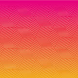 orange and pink geometrical background pattern image background pattern image vector illustration design