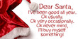 Christmas Fun Letter text