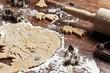 Weihnachtliche Vollkorn Kürbis Kekse