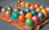 Simple Easter Egg Paintings