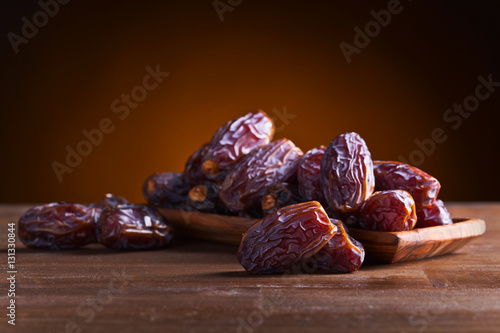 juicy ripe dates