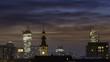 Fototapete Nacht - Skyline -