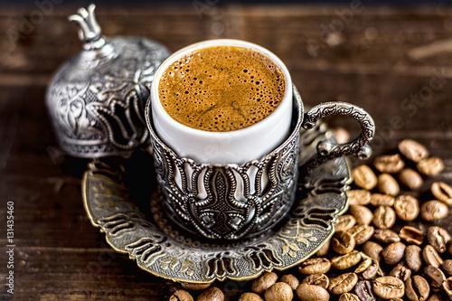 Turkish Coffee Poster