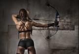 Girl - archery
