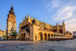 Quadro The Cloth Hall in Krakow Olt Town, Poland