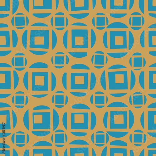 Fototapeta Organic background. Seamless pattern.Vector. 植物のパターン