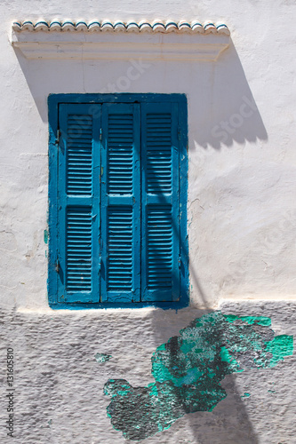 Asilah architecture of windows