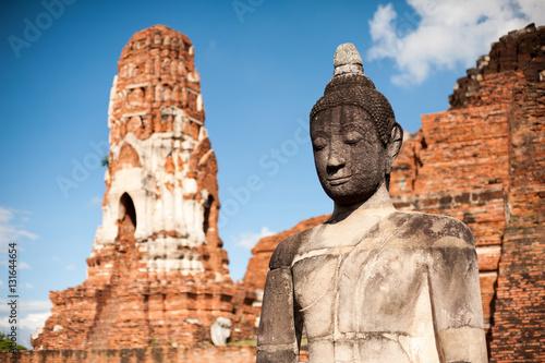 Poster Thailande - Ayutthaya