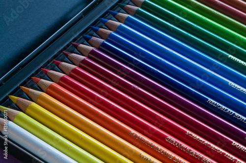 Poster Color pencils
