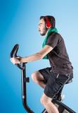 allenarsi con la cyclette