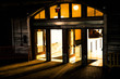 Entrance to Hoboken Station, NJ