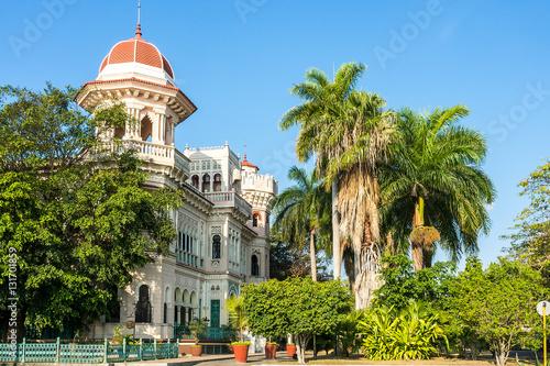 Kuba - Cienfuegos - Palacio de Valle Poster