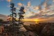 Acadia National Park Coastline Sunrise