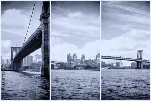 Brooklin Bridge, NYC.