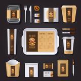 Burger Bar Corporate Identity