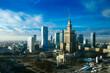 Warsaw skyline - 131800272