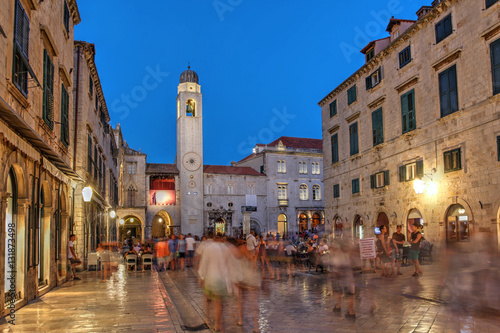Fototapeta Dubrovnik, Croatia
