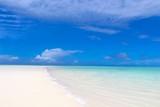 White Sanded Beach - Zanzibar