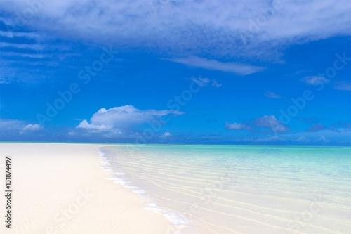 Foto op Canvas Zanzibar White Sanded Beach - Zanzibar