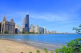 Chicago Lakeshore Panorama