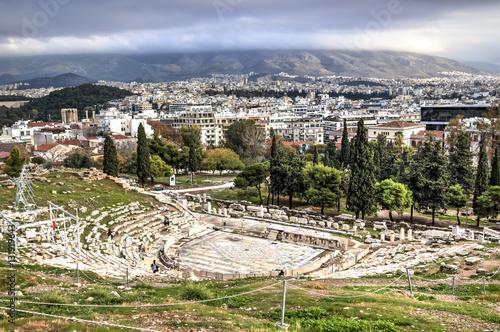 Dionysus Theatre in Athens